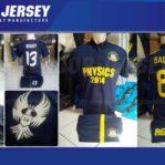 Bikin Baju Futsal Polyflex Di Bekasi