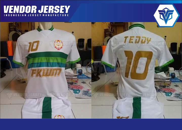 Bikin Baju Futsal Polyflex Di Bekasi murah