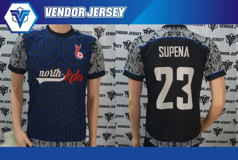 Bikin Baju Futsal Printing di Bekasi murah