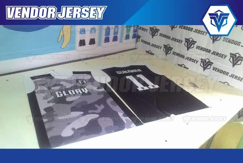 Bikin Baju Futsal di Bekasi terbaik