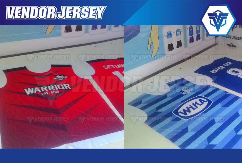 Bikin Jersey Bola Di Bekasi