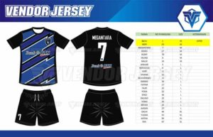 Bikin Jersey Full Print Bekasi