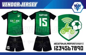 Bikin Jersey Futsal di Bekasi