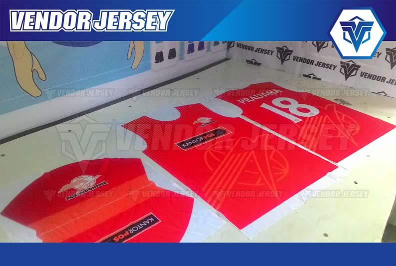Bikin Jersey Printing Bekasi