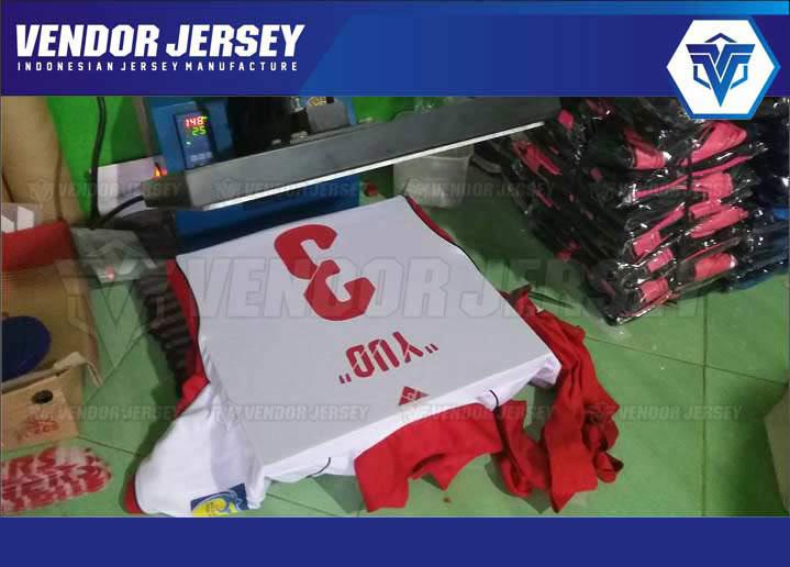 Bikin Kaos Futsal Polyflex Di Bekasi HARGA MURAH