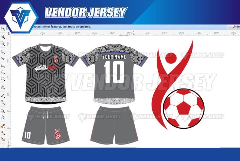 Bikin Kaos Futsal Printing Di Bekasi desain sendiri