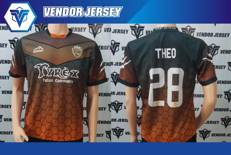 Bikin Kostum Futsal Printing Di Bekasi murah