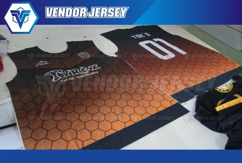 Bikin Kostum Futsal Printing Di Bekasi