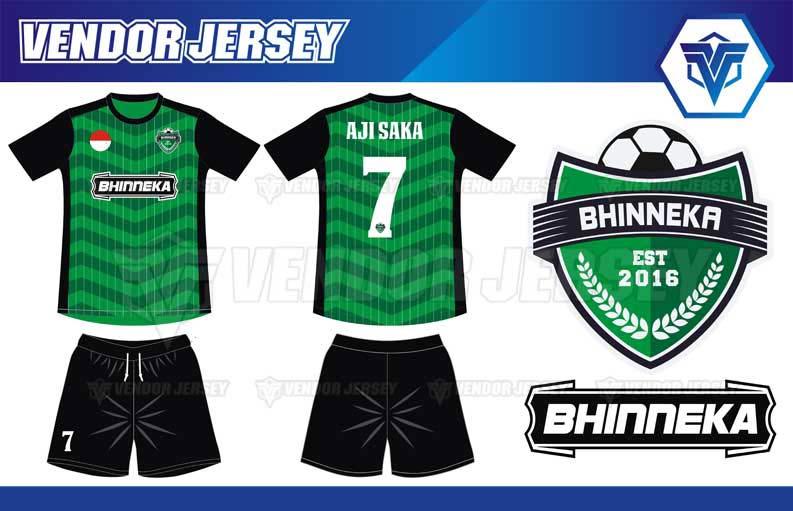 Bikin Kostum Futsal di Bekasi desain custom