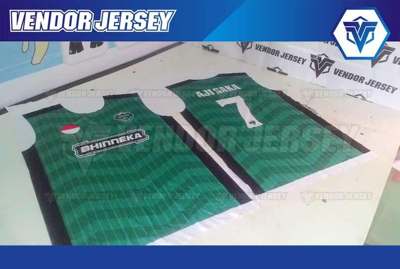 Bikin Kostum Futsal di Bekasi harga murah