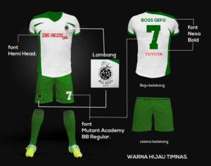 Bikin Seragam Futsal Di Bekasi