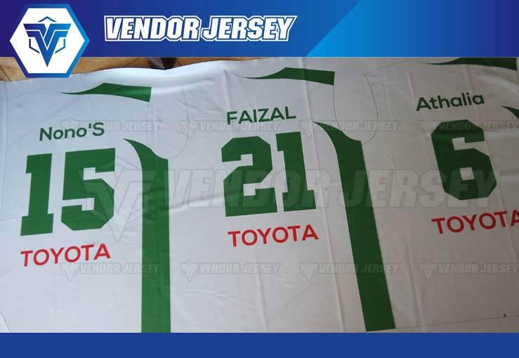 Bikin Seragam Futsal Di Bekasi murah