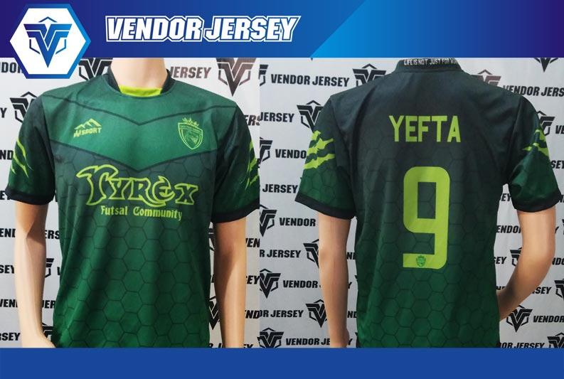 Bikin Seragam Futsal Printing Di Bekasi murah