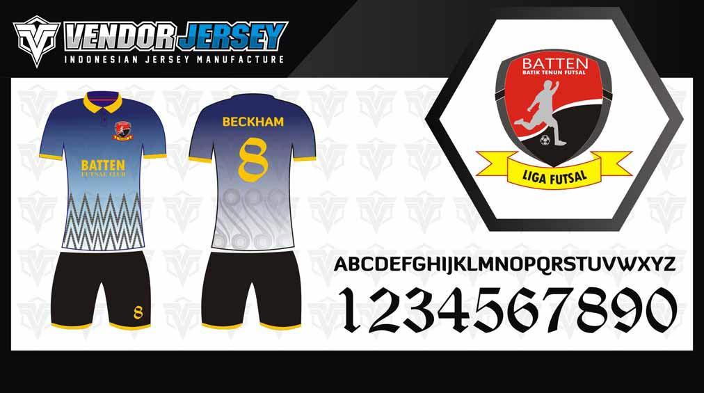 Buat Baju Bola Di Bekasi desain sendiri