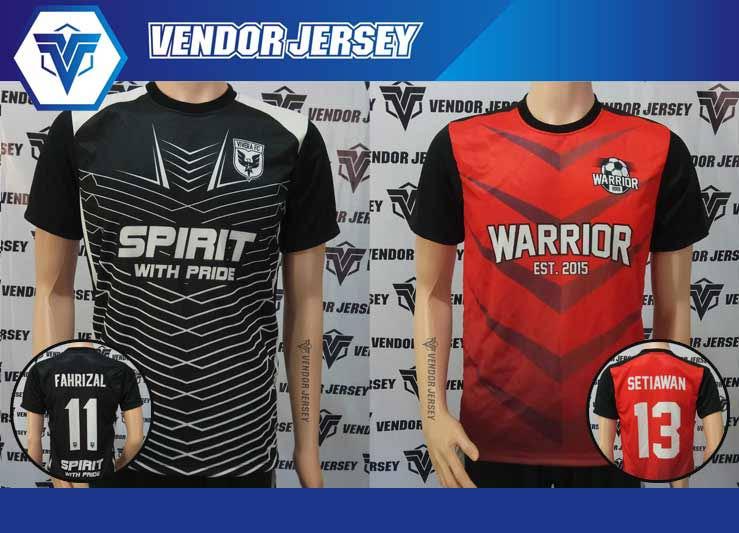 Buat Baju Futsal Printing Di Bekasi murah