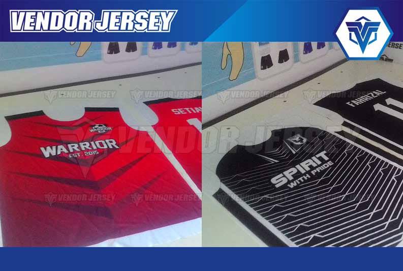 Buat Baju Futsal Printing Di Bekasi