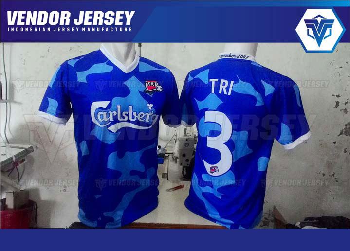 Buat Jersey Bola Di Bekasi full print
