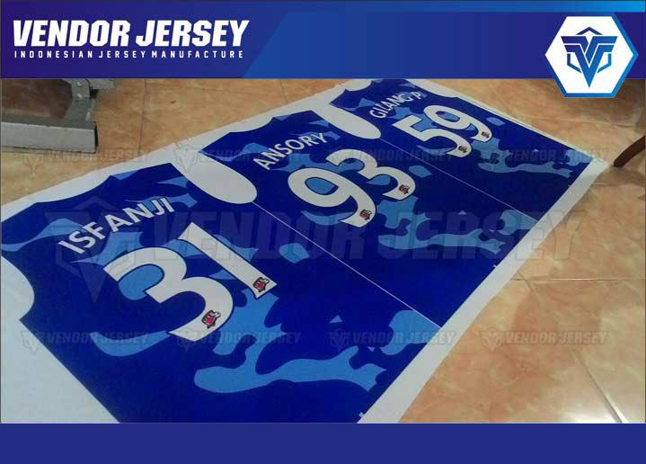 Buat Jersey Bola Di Bekasi printing