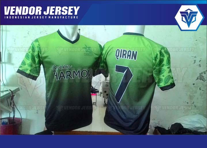 Buat Kaos Bola Di Bekasi printing