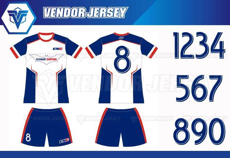 Buat Kaos Futsal Di Bekasi desain terbaik