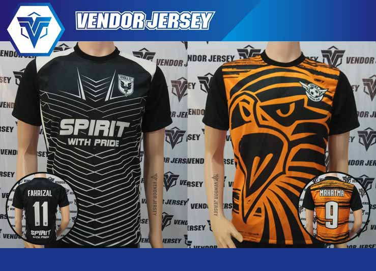 Buat Kaos Futsal Printing Di Bekasi murah