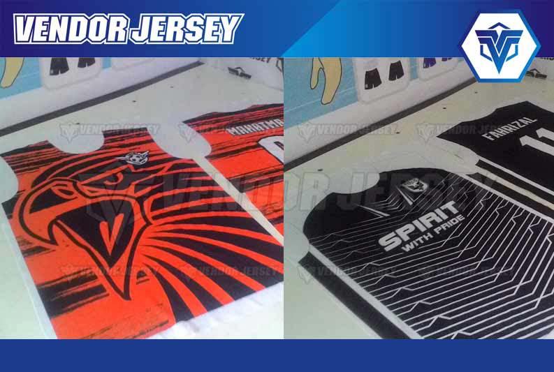 Buat Kaos Futsal Printing Di Bekasi