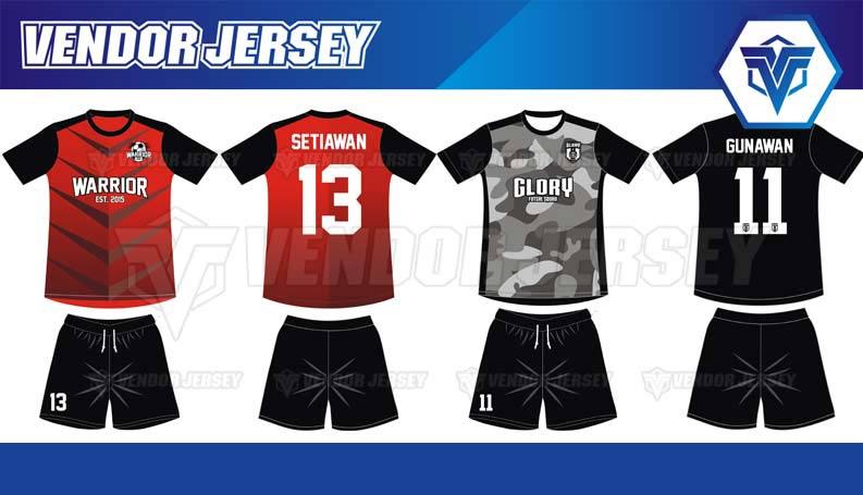 Buat Kostum Futsal Printing Di Bekasi desain custom