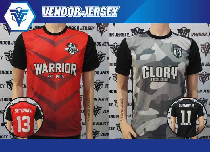 Buat Kostum Futsal Printing Di Bekasi murah