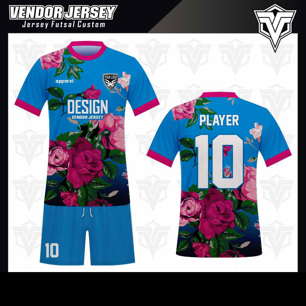 Koleksi Desain Jersey Futsal 04 | Vendor Jersey Bekasi