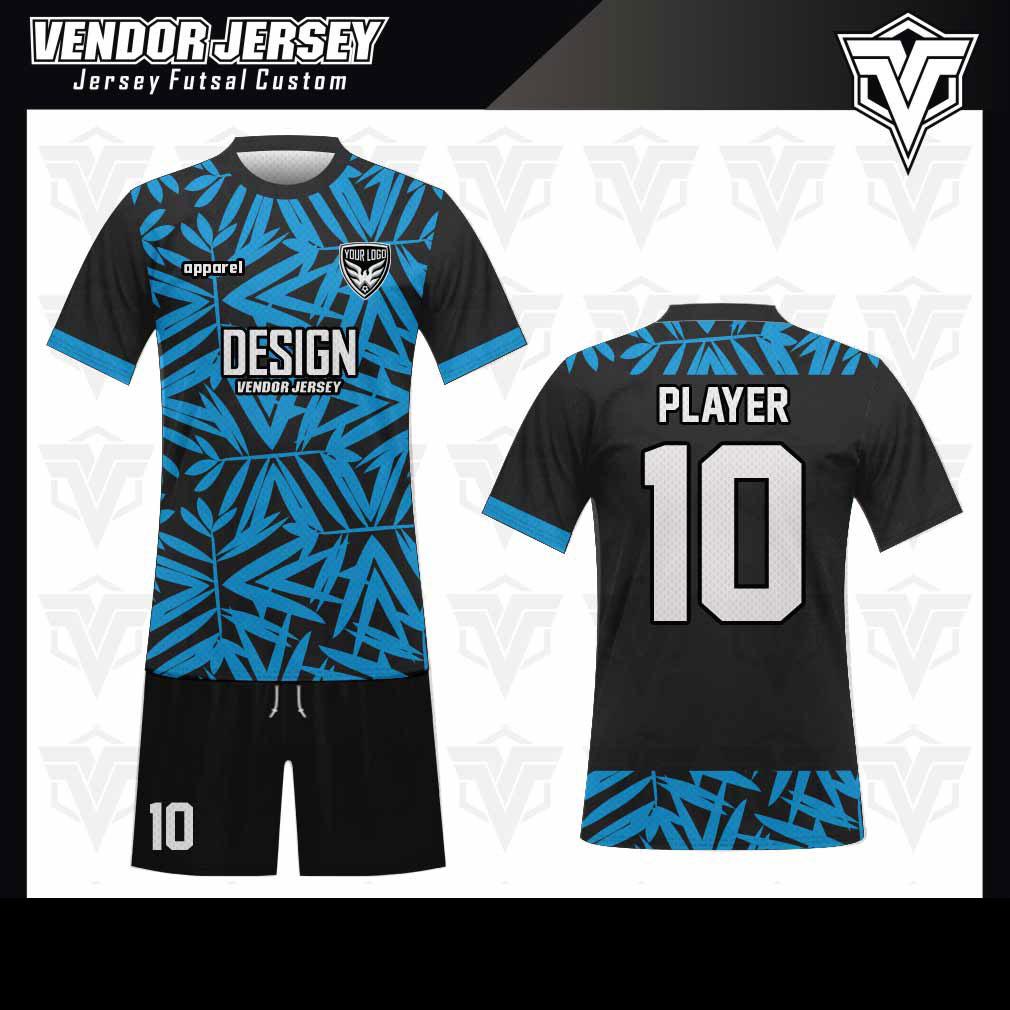 Koleksi Desain Jersey Futsal 05
