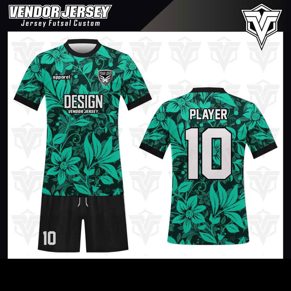 Koleksi Desain Jersey Futsal 06