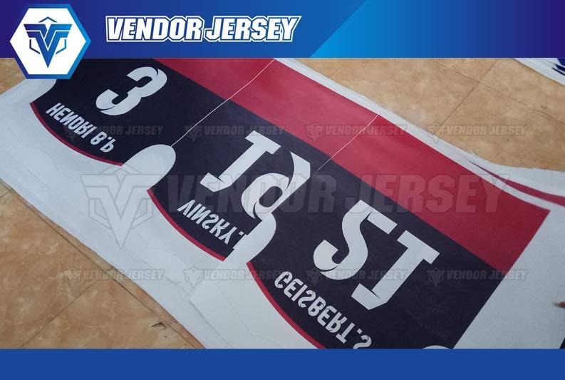 Jasa Pembuatan Baju Futsal Printing Di Bekasi