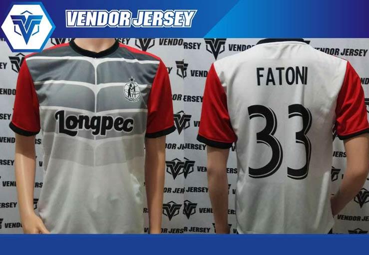 Jasa Pembuatan Jersey Bola di Bekasi harga murah