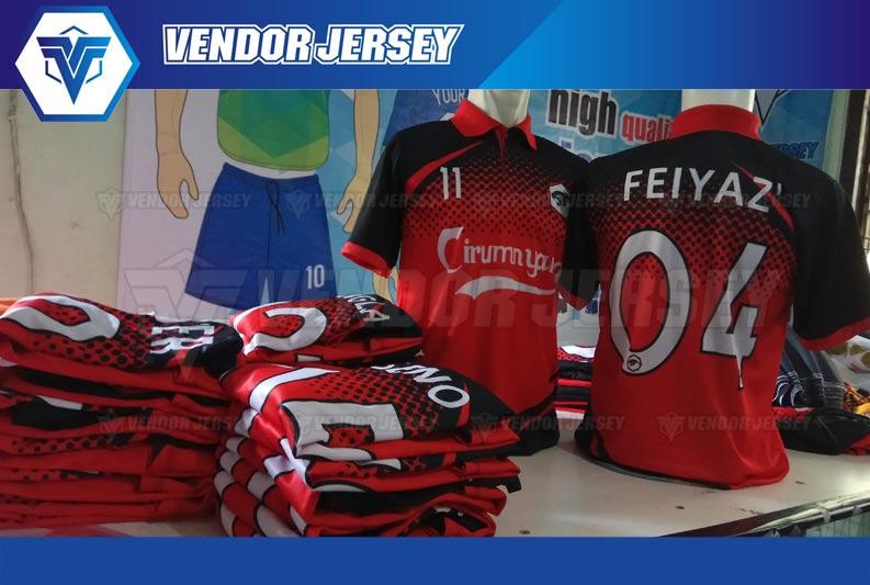 Jasa Pembuatan Jersey Futsal Printing Di Bekasi murah
