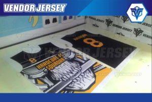 Jasa Pembuatan Kaos Futsal di Bekasi