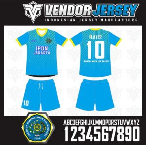 Jasa Pembuatan Kostum Futsal Printing Di Bekasi