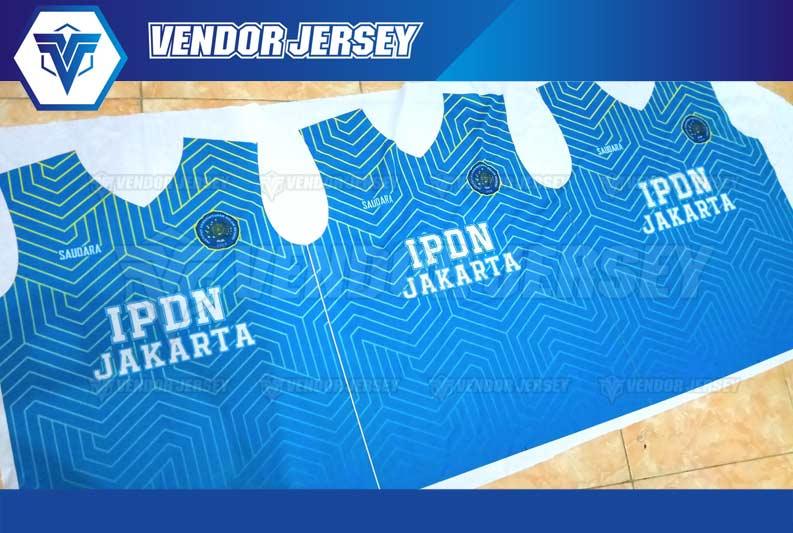 Jasa Pembuatan Kostum Futsal Printing Di Bekasi murah