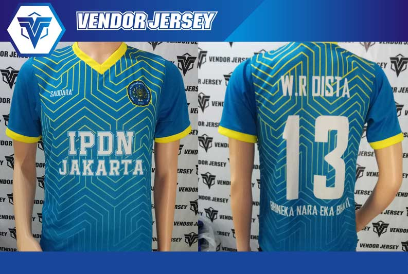 Jasa Pembuatan Kostum Futsal Printing Di Bekasi terbaik