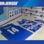Jasa Pembuatan Kostum Futsal di Bekasi