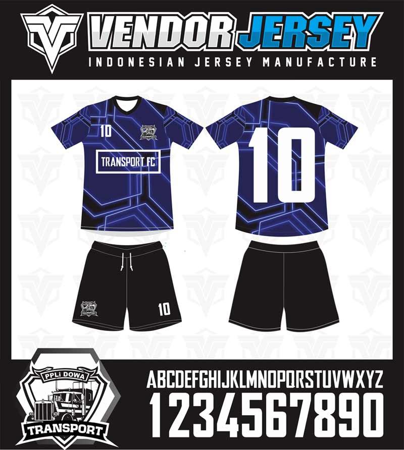 Jasa Pembuatan Seragam Bola Di Bekasi desain nama nomor sendiri