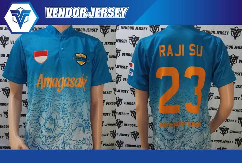 Jasa Pembuatan Seragam Futsal Printing Di Bekasi harga murah