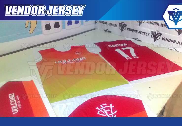 Konveksi Baju Futsal Printing di Bekasi