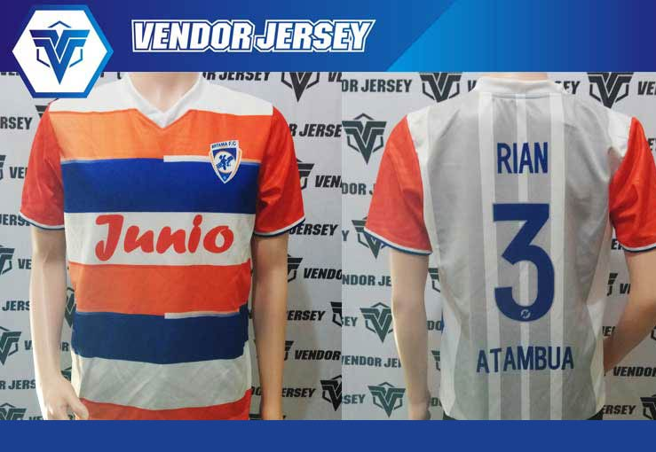 Konveksi Jersey Futsal Di Bekasi terbaik harga murah