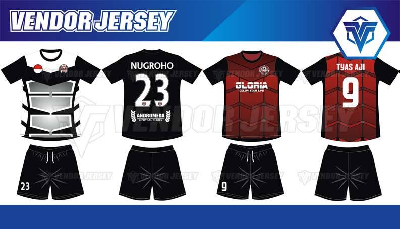 Konveksi Jersey Futsal Printing Di Bekasi desain sendiri