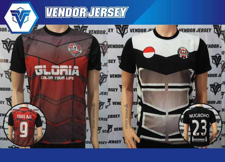 Konveksi Jersey Futsal Printing Di Bekasi murah
