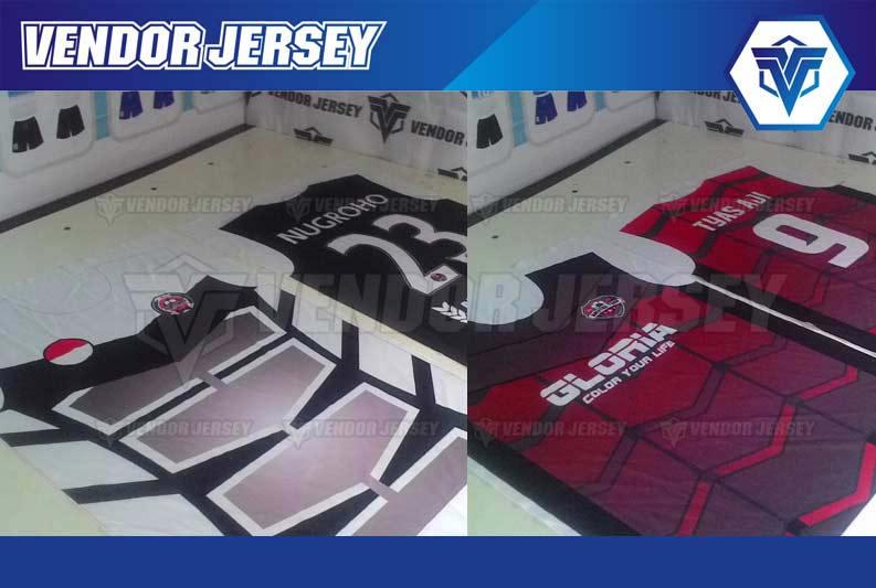 Konveksi Jersey Futsal Printing Di Bekasi terbaik