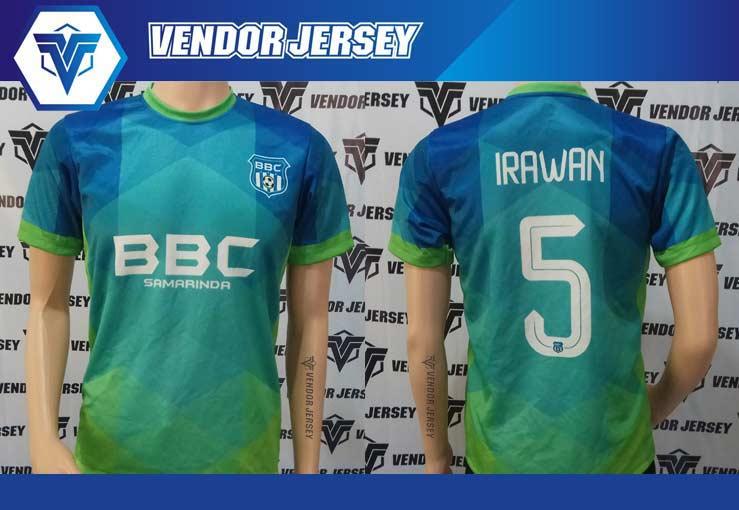 Pembuatan Baju Futsal Printing Di Bekasi desain custom