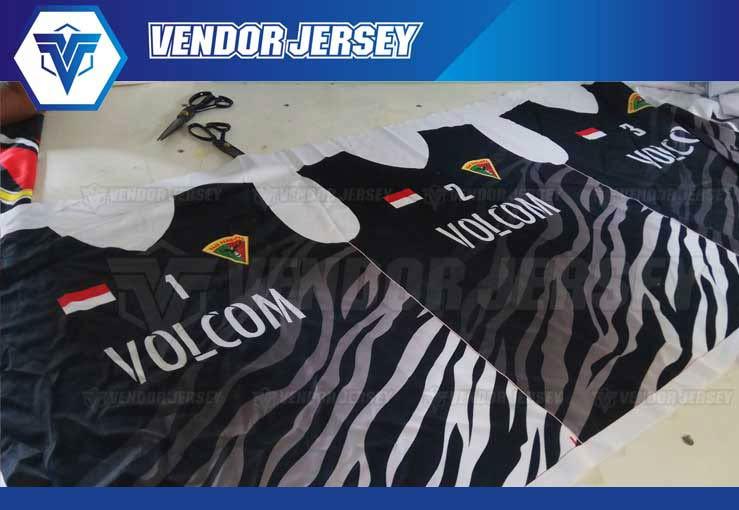Pembuatan Baju Olahraga Di Bekasi printing