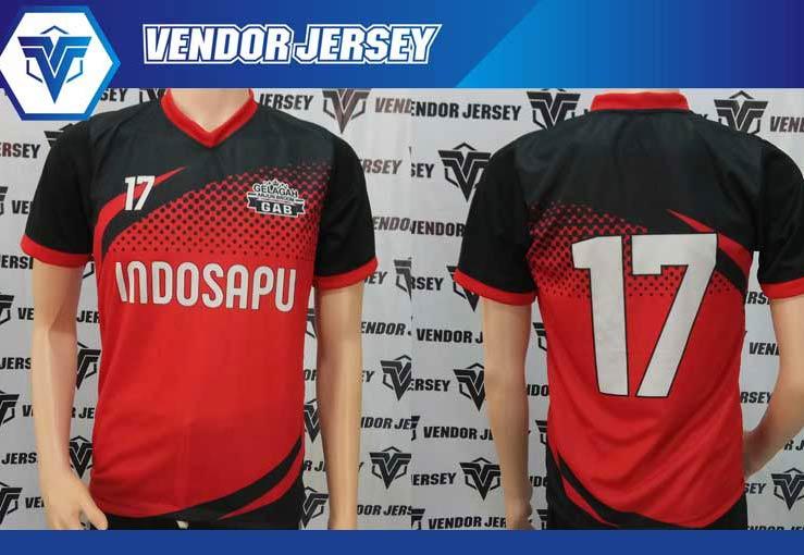 Pembuatan Jersey Futsal Di Cikarang murah