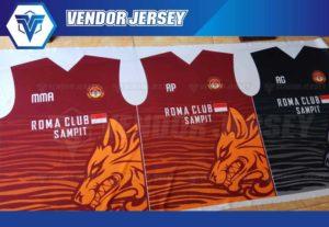 Pembuatan Kaos Futsal Di  Cikarang